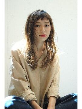 エッジ ヘア メイク(edge hair +make)ナチュラルモードスタイル