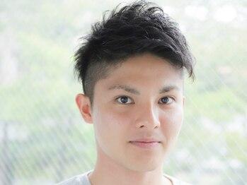ヘアースパパズ(hair spa PAZ)の写真/【オトコを磨く最旬スタイル】男性だからこそフォルムにこだわる!清潔感のあるスタイルはPAZにお任せ!