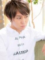 *+COVER HAIR+*…ナチュラル☆マッシュショートa