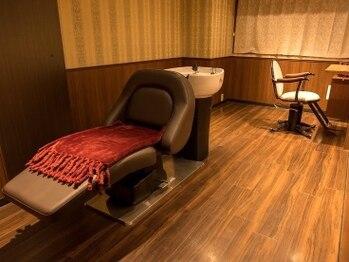 アンジュ ラヴィ(Ange Lavie)の写真/AngeLavie3FのGrandeはまるで高級ホテルの一室!「大人女性に愛されるプライベート空間」心も体も癒されて…