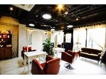 錦糸町 美容室 ラウンズ(Rounds)の雰囲気(【アットホームな雰囲気、小規模サロンなのでゆったりできます】)