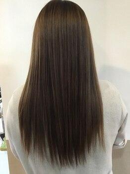 ナップ セカンドステージ(hair`s NAP Second stage)の写真/《拓北・あいの里/駐車場あり》扱いづらい頑固な生え癖を改善してくれる≪ヘアリセッター≫で再現性UP♪