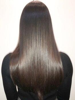 ヘアサロン ケッテ(hair salon kette)の写真/【サイエンスアクア/ケラテックス/酸熱トリートメント】お悩みに合わせた髪質改善をご提案致します◎