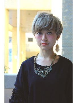 クリコ ヘアーデザイン(CLICQUOT hair design)やっぱりかわいいショートスタイル