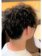 アジト オブ ヘア(Ajito of hair)ナチュラルツイストパーマ