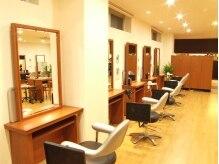 セレクト ヘアー 泉中央店(Select hair)の雰囲気(ナチュラルな空間☆)