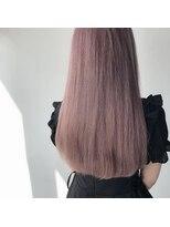 ☆ホワイトラベンダーカラー×髪質改善トリートメント☆