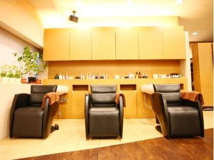シオン美容室 丸広百貨店入間店(Shion)の写真