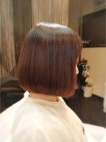 ヘア デザイン クリニック アンテナ(hair design clinic ANTENNA)おしゃれシックボブ♪