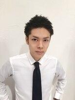スーツに似合うビジネススタイル担当平川友理