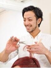 ヘアーアンドカフェ マット(Hair&Cafe M.A.T)松尾 崇弘