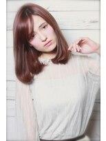 アンヘアー アリーズ(UN hair Ally's)UNhair☆きっと似合う☆大人の愛されワンカールロブ♪
