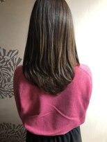 ブーン ヘアーメイク(Hair Make Boon)カット+オーガニックカラー