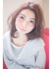 ☆イメチェン☆似合わせカット+光色イルミナカラー  ¥11670→¥10590