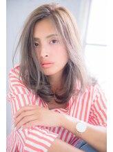 ネオリーブ コパン 鶴見店(Neolive copain)夏色☆透きとおる外国人風カラー+サラサラストレート