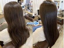 茅ケ崎で唯一のミネコラ加盟店!話題の髪質改善☆水素ケアのミネコラで髪質改善☆