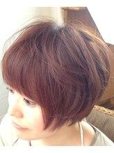 ケーズヘアー 北習志野店(K's Hair)ふわふわショート