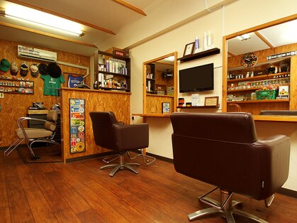 HAIR GARAGE RIPPLE