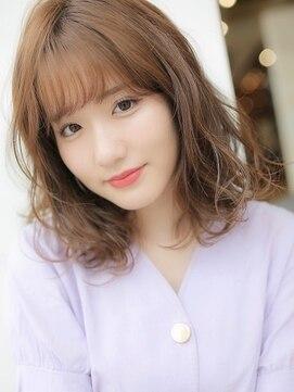 アグ ヘアー ミミ 成田店(Agu hair mimi)リラックスレイヤーミディアム