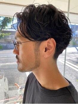 ヘアメイク ミッカ(HAIR MAKE MICCA)の写真/《育毛促進スパ×ハイセンスカット》メンズ人気メニューを組み合わせたカット+スパクーポンが新登場!