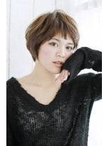 美髪デジタルパーマ/バレイヤージュノーブル/クラシカルロブ/945