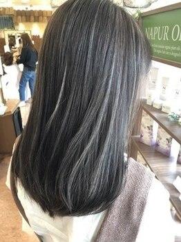 クレドガーデン 綾瀬店(CRED GARDEN)の写真/あなたの髪質やお悩みに合わせて、最適な施術をご提案!1番似合う理想のストレートスタイルを叶えます♪