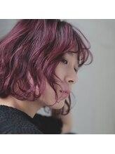 ラパルトメントフルールデリズ(L'Apartment fleur de lis)■モーブピンクBOB