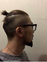 ヘアメイク オブジェ(hair make objet)TOP KNOT