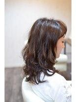 ハロ (Halo hair design)外国人風カールスタイル