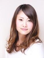 ジェンテ ヘアサプライ(GENTE hair&supply)フレア