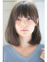 リル ヘアーデザイン(Rire hair design)【Rire-リル銀座-】アンニュイ☆耳かけボブ