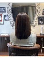 髪質改善ヘアエステ アリュール(allure)この艶は髪質改善で手に入る!【新宿 髪質改善 allure】