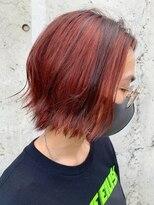 レーヴ(Reve)red×blackローライト個性派デザインcolor【レーヴ】