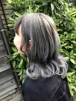 コレット ヘアー 大通(Colette hair)あっしゅ☆グレー