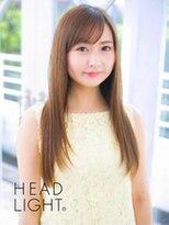 アーサス ヘア デザイン 国立店 (Ursus hair Design by HEAD LIGHT)*Ursus* きれいめナチュラルストレート