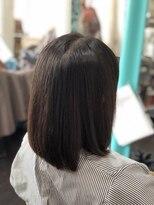 カイナル 関内店(hair design kainalu by kahuna)ネオリシオなちゅらるストレート