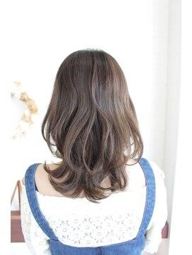 ジップヘアー(ZipHair)Zip Hair ★ミディアム×ゆる巻き★
