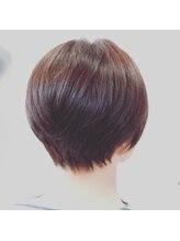 ヘアデザインロアール 元町店(Hair Design LOIRE)柔)ショートスタイル