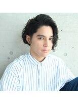 フェス カットアンドカラーズ(FESS cut&colors)『FESS 鶴丸』【簡単スタイリング×パーマヘア】