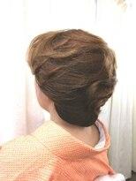 ギンザスタジオエス(GINZA STUDIO S)和髪