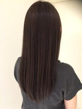 デスティーノ(DESTINO)の写真/話題の『Aujua』『TOKIO』導入サロン☆一人ひとりの髪質や状態を見極めあなただけのケアメニューをご提案!