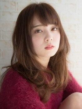 ヘアーアンドメイクノイ 笹塚店(hair and make NEU)の写真/<笹塚>肌の色や瞳の色、その人のまとう雰囲気は微妙に違います。あなただけのパーソナルカラーをご提案☆