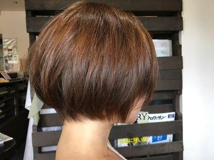 ネスト ヘアーデザイン(NEST hair design)の写真