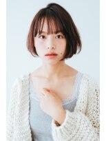 コットン(cotton)【cotton】透明感アップのナチュラルBOB【高橋ゆうこ】