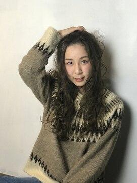 フレア ヘア サロン(FLEAR hair salon)シークレットハイライトでグレージュカラー☆