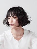 サラビューティーサイト 志免店(SARA Beauty Sight)目のチラ見せが色っぽいアンニュイショート
