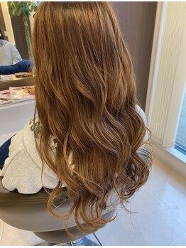 ミグシー(migcy)の写真/お客様一人一人の髪質やクセに合わせたご提案で理想を叶えます♪