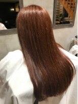 クレエ ヘアー デザイン(creer hair design)ナチュラルつやヘアー