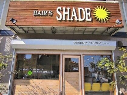 ヘアーズシェード(HAIR'SSHADE)の写真