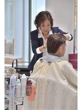 ヘア リゾート ココ(hair resort cocok)喜多 明子